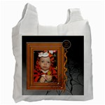 Trick or Treat Halloween Bag - Recycle Bag (One Side)
