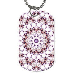 Abstract Smoke  (4) Dog Tag (one Sided) by smokeart