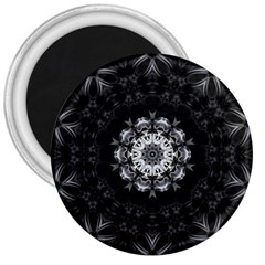 (8) 3  Button Magnet by smokeart