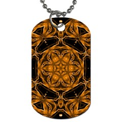 Smoke Art (14) Dog Tag (one Sided) by smokeart