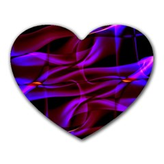 Mobile (1) Mouse Pad (heart) by smokeart
