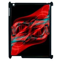 Mobile (3) Apple Ipad 2 Case (black) by smokeart