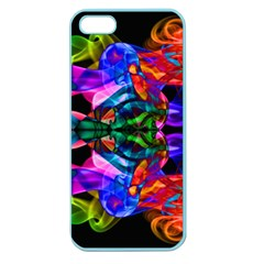Mobile (10) Apple Seamless Iphone 5 Case (color) by smokeart