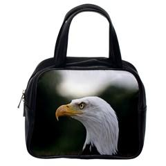 Bald Eagle (1) Classic Handbag (one Side) by smokeart