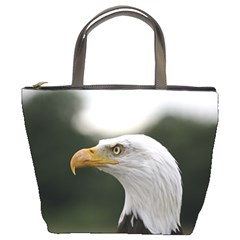 Bald Eagle (1) Bucket Bag by smokeart