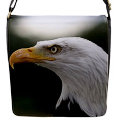 Bald Eagle (1) Removable Flap Cover (small) by smokeart