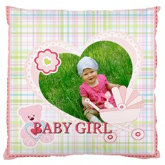 Baby By Jacob   Large Cushion Case (two Sides)   5r2r9d8xb5f1   Www Artscow Com Back
