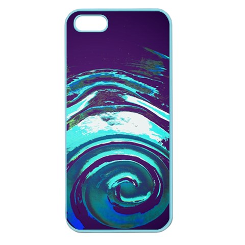 Whirlpool By Christine Carter   Apple Seamless Iphone 5 Case (color)   Gy6oilcvmqcf   Www Artscow Com Front