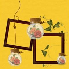 Autumn Fun Storage Stool By Elena Petrova   Storage Stool 12    Nwv0v4wxjyji   Www Artscow Com Front