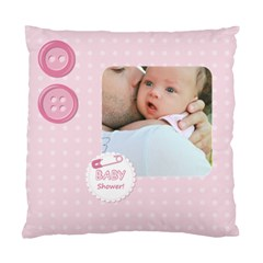 Baby By Baby   Standard Cushion Case (two Sides)   Z0ltxcbk1dnu   Www Artscow Com Front
