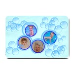 Bubbles Bathmat, small - Small Doormat