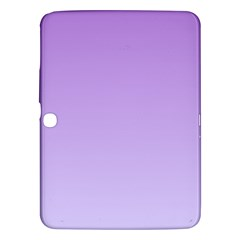 Lavender To Pale Lavender Gradient Samsung Galaxy Tab 3 (10 1 ) P5200 Hardshell Case  by BestCustomGiftsForYou