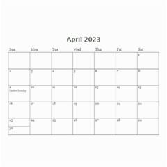 Wall Calendar 8 5 X 6   Pink Sweet Life By Jennyl   Wall Calendar 8 5  X 6    7628i3ac4mj8   Www Artscow Com Apr 2016
