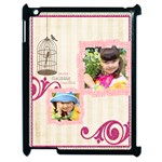 kids - Apple iPad 2 Case (Black)
