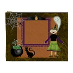 Halloween Party cosmetic bag XL - Cosmetic Bag (XL)