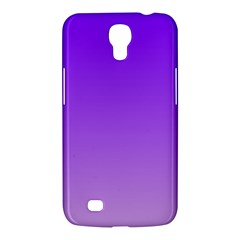 Violet To Wisteria Gradient Samsung Mega 6 3  I9200 by BestCustomGiftsForYou