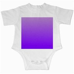 Wisteria To Violet Gradient Infant Creeper by BestCustomGiftsForYou