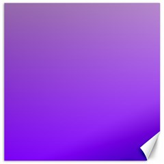 Wisteria To Violet Gradient Canvas 16  X 16  (unframed) by BestCustomGiftsForYou