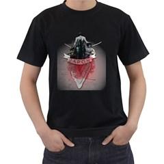 Japon! Mens' T Shirt (black)
