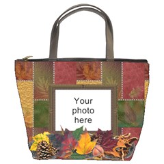 Autumn Bucket Bag By Lil    Bucket Bag   Rt1n394ykf9k   Www Artscow Com Front