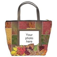 Autumn Bucket Bag By Lil    Bucket Bag   Rt1n394ykf9k   Www Artscow Com Back