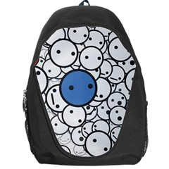 Smiley Backpack Bag by Contest1713515