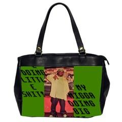 Po6 By Sanya   Oversize Office Handbag (2 Sides)   Bjsdtfrr0rm5   Www Artscow Com Front