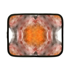 Seamless Background Fractal Netbook Case (small) by hlehnerer