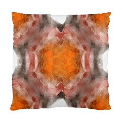 Seamless Background Fractal Cushion Case (one Side) by hlehnerer
