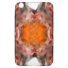 Seamless Background Fractal Samsung Galaxy Tab 3 (8 ) T3100 Hardshell Case  by hlehnerer