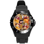helloween - Round Plastic Sport Watch (L)