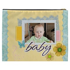 Kids By Jacob   Cosmetic Bag (xxxl)   3ui4wfnjuwd5   Www Artscow Com Back