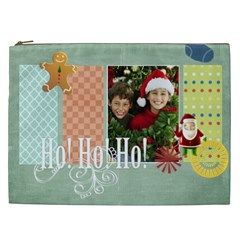 Christmas Gift By Merry Christmas   Cosmetic Bag (xxl)   68q8klwcdup3   Www Artscow Com Front