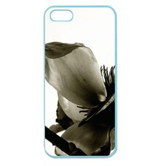Magnolia Apple Seamless Iphone 5 Case (color) by carenvcreative