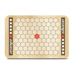 Chase Board (wood) - Plate Mat