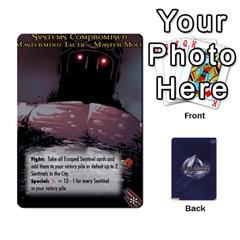Legendary Custom 1 By Jason Degreen   Playing Cards 54 Designs   9jni85aly9mw   Www Artscow Com Front - Diamond6