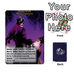 Legendary Custom 1 By Jason Degreen   Playing Cards 54 Designs   9jni85aly9mw   Www Artscow Com Front - Diamond7