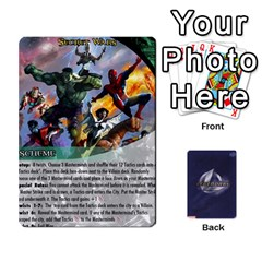 Ace Legendary Custom 1 By Jason Degreen   Playing Cards 54 Designs   9jni85aly9mw   Www Artscow Com Front - DiamondA