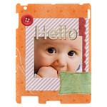 baby - Apple iPad 2 Hardshell Case