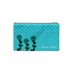 Cosmetic Bag (s)   Aqua Dreams By Jennyl   Cosmetic Bag (small)   Ns32x0a8zvzs   Www Artscow Com Back