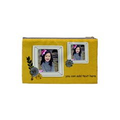 Cosmetic Bag (s)   Happiness 5 By Jennyl   Cosmetic Bag (small)   Yqbsnrf38vrm   Www Artscow Com Back