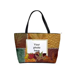 Autumn Classic Shoulder Handbag By Lil    Classic Shoulder Handbag   Qxd5mdxbpwu9   Www Artscow Com Front