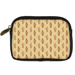Palmistry Digital Camera Leather Case by EndlessVintage
