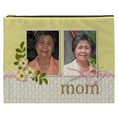 Cosmetic Bag (xxxl)   Mom By Jennyl   Cosmetic Bag (xxxl)   I8wcbtfql7p9   Www Artscow Com Front