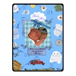 Markus - Fleece Blanket (Small)