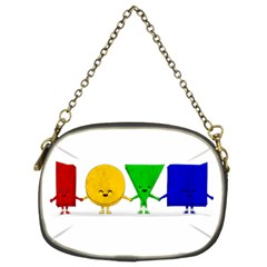 Love Chain Purse (two Side) by Contest1716449