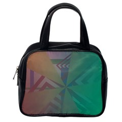 Abstract Classic Handbag (one Side) by Contest1666250