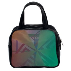 Abstract Classic Handbag (two Sides) by Contest1666250