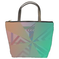 Abstract Bucket Bag by Contest1666250