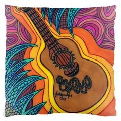 Xoxo Large Cushion Case (one Side) by JacklyneMae